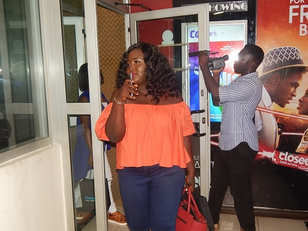 The ONE contestant Yaa Yeboah drops out to seek medical attention