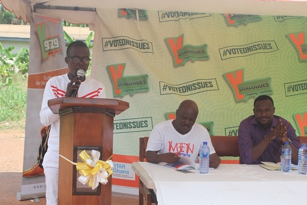 Y Dialogues Tackle Educational Issues, Voting Practices in Takoradi