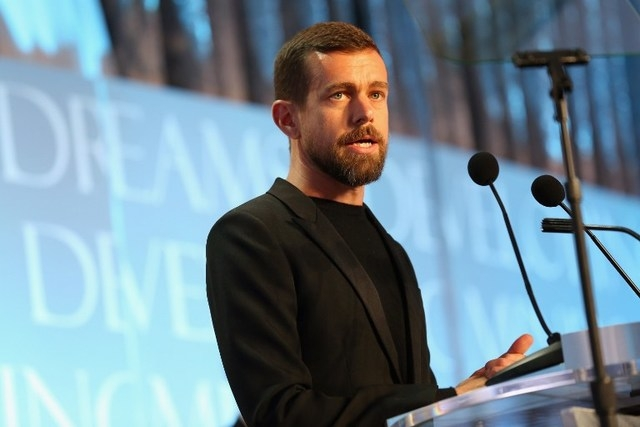 Twitter boss briefly suspended from his own network