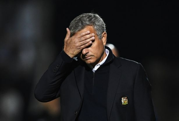 The 12 dreadful Jose Mourinho stats that show just how bad things are for Man United right now
