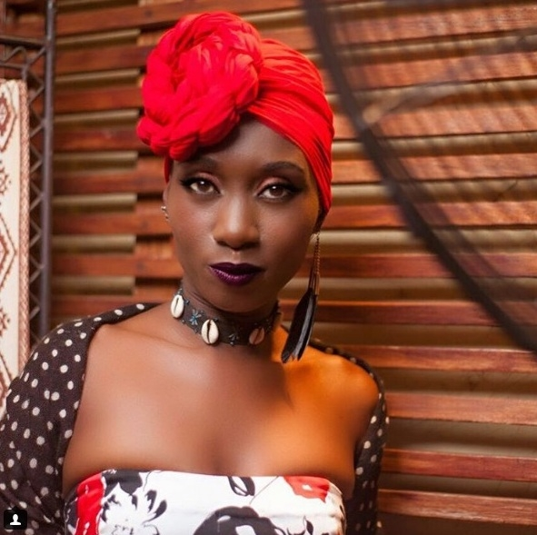 WATCH: NanaYaa Features Samini on 'Handkerchief'