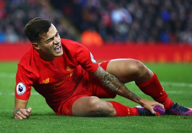 Coutinho sends message to Liverpool fans as he prepares for long injury lay-off