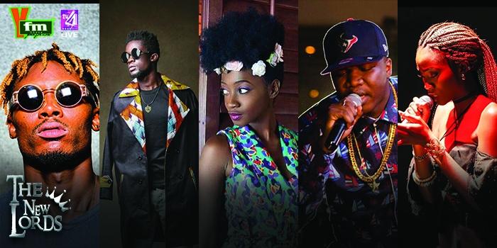 Nana Asihene to Shoot Video for Winner of YFM/4Syte TV New Lords