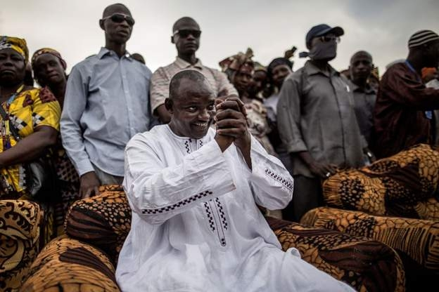From property to presidency: Adama Barrow WINS GAMBIA Elections
