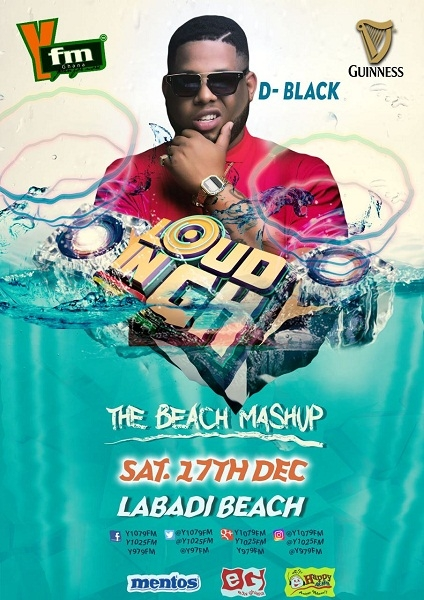 D-Black performs at Loud in GH this Saturday