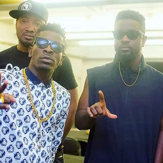 Shatta Wale, Diamond Platinumz others react to WatsUP TV Africa Music Video Awards WIN