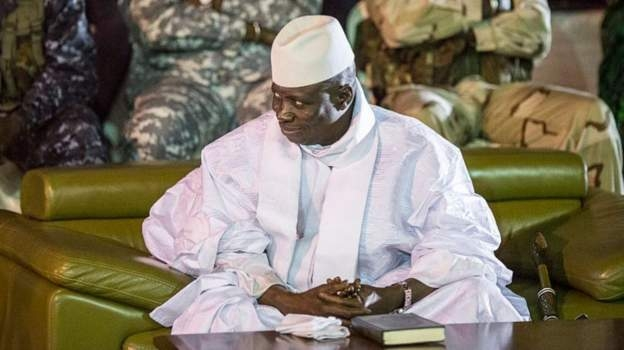 Yahya Jammeh 'concedes defeat'