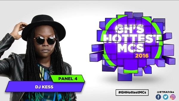 BTM Afrika Announces Judges for GH Hottest MCs 2016