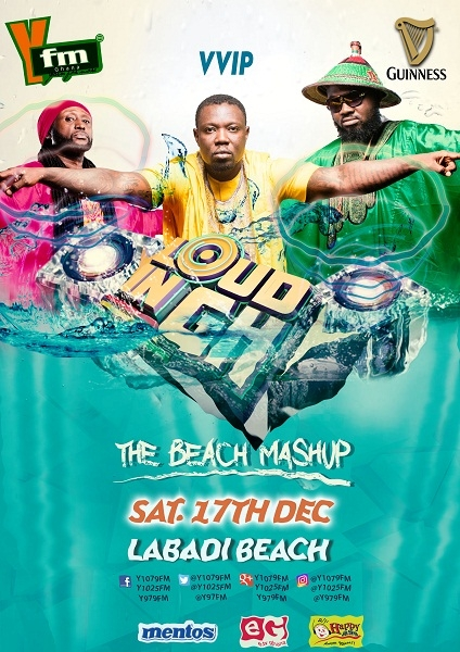 VVIP To Perform at YFM's Loud in GH