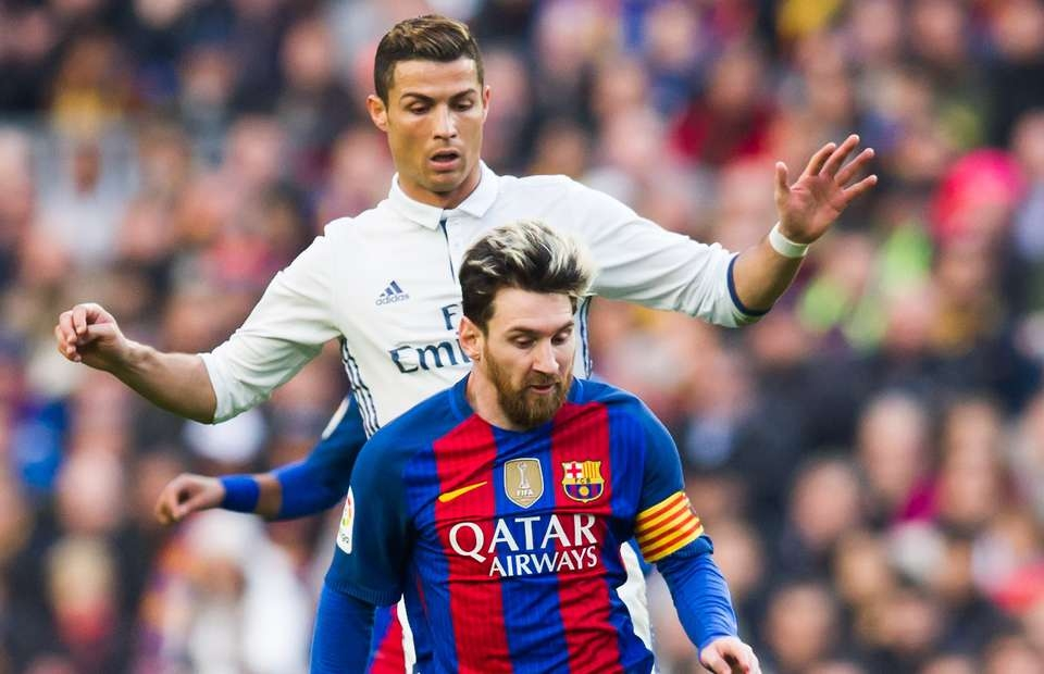 What Cristiano Ronaldo and Lionel Messi said to each other during El Clasico
