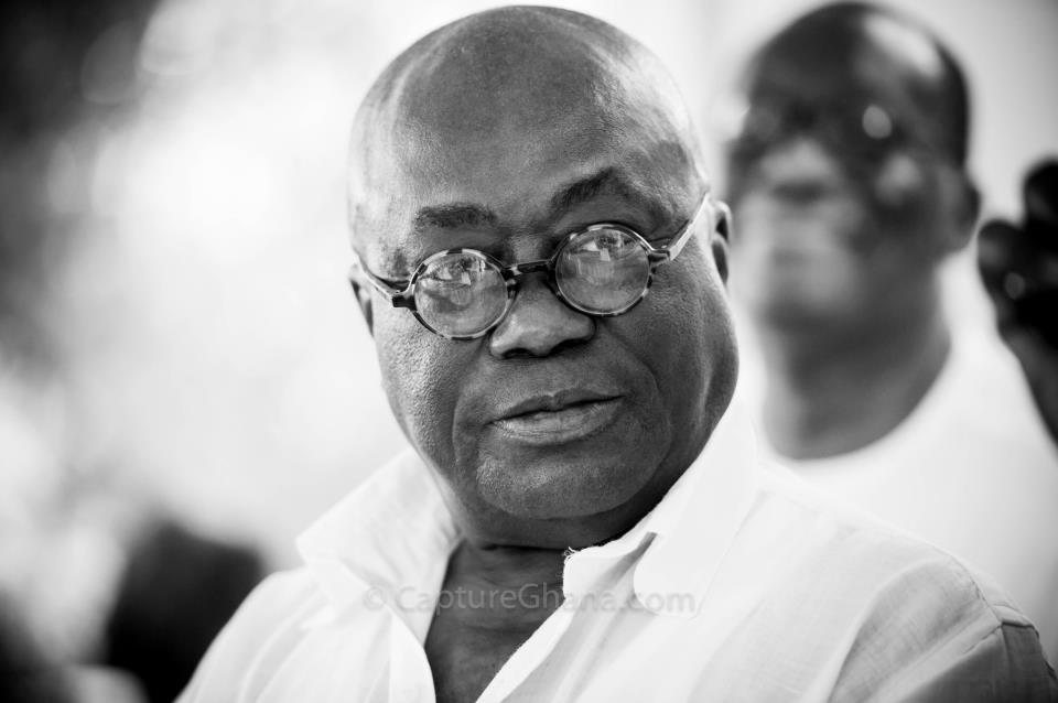 Why I created a Zongo and Inner City Ministry - Akufo-Addo
