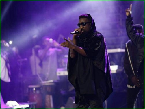 PHOTOS & VIDEO: This is EXACTLY What Happened At Sarkodie's #RapperHolic2016