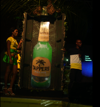 """Guinness Ghana Breweries Limited outdoors a new product """"Tappers Palms"""""""