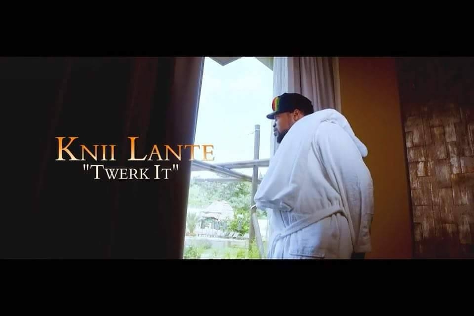 WATCH: Knii Lantey premieres 'Twerk It'