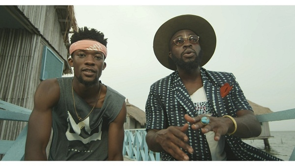 WATCH: M.anifest features Worlasi on '100%'