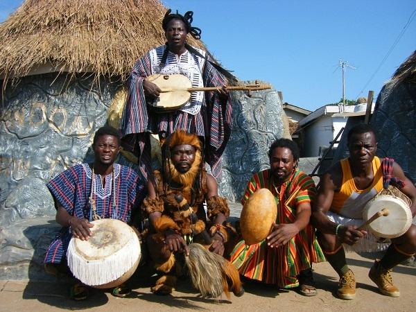 King Ayisoba's BATAKARI CONCERT slated for January 28 at Alliance Française