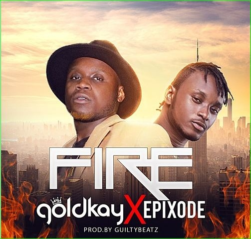 LISTEN UP: Epixode X Goldkay premiere 'FIRE'