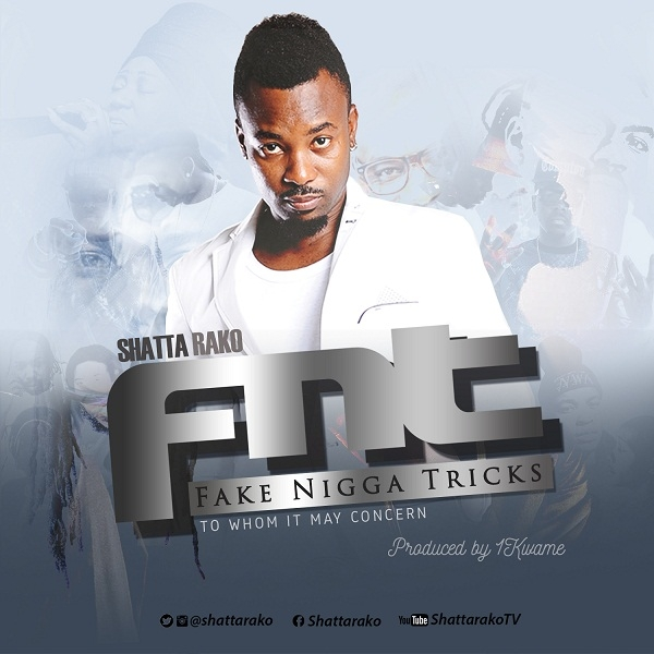 "LISTEN UP: Shatta Rako Kick Starts 2017 With Another Controversial Single ""Fake Nigga Tricks"""