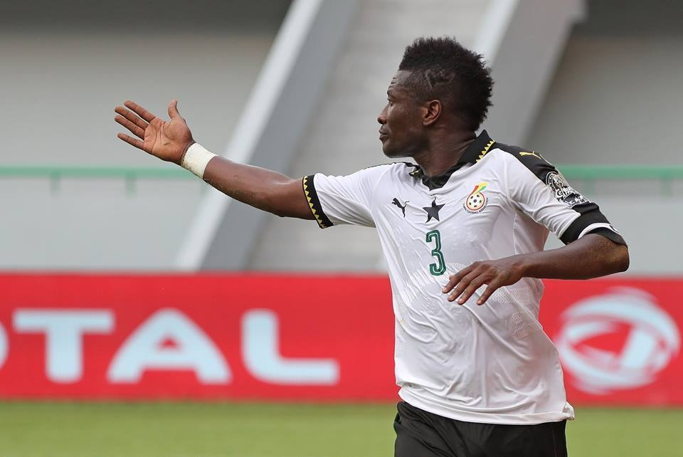 Asamoah Gyan Reacts To Reports That He Is Retiring in 2019