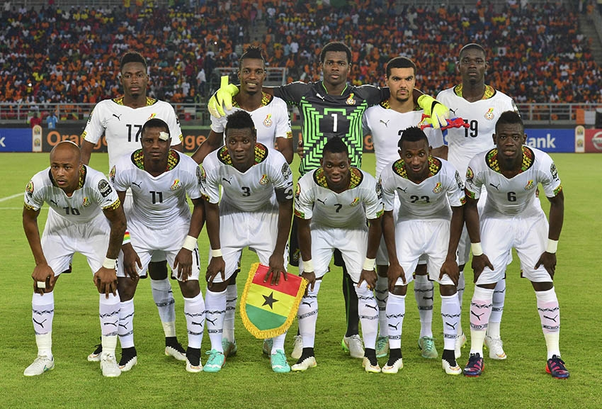 #AFCON2017: All You Need To Know About The Black Stars Team
