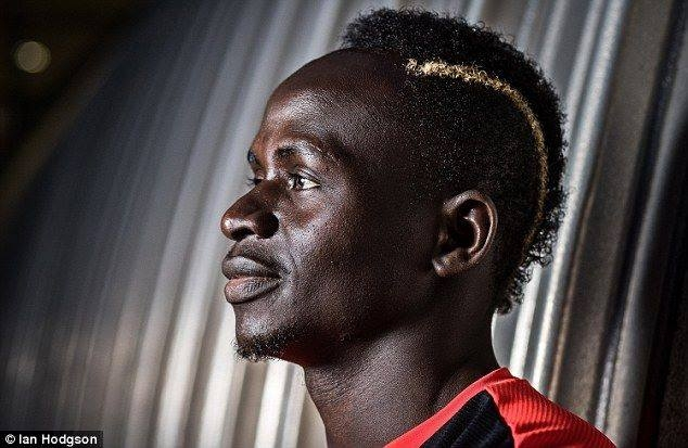 Liverpool FC schedule private jet to fly Sadio Mane home