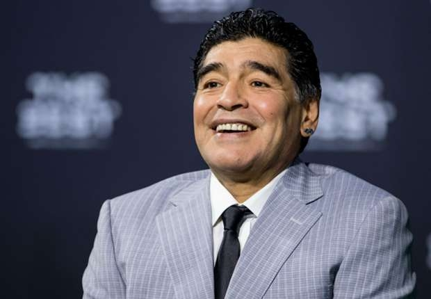 Maradona disappointed in Messi absence