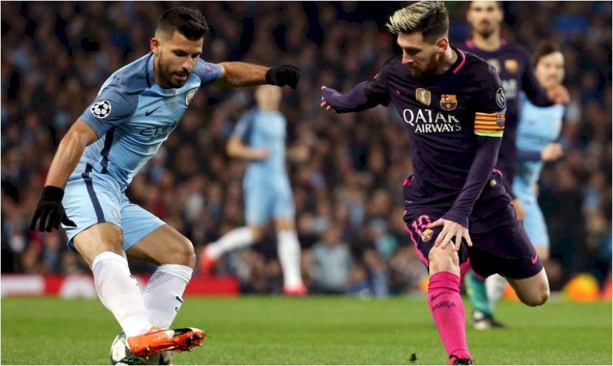 Man City Launch World Record Messi Bid?