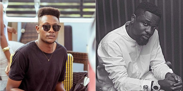 Sarkodie Picks YFM's Official Kwame for the Controversial #AvantGardeHipster video