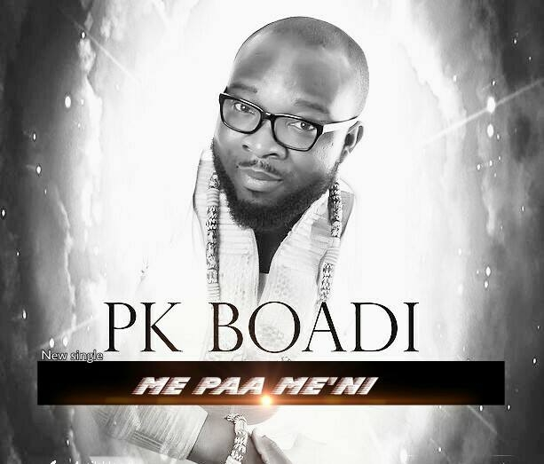 PK Boadi kicks off 2017 with Me 'Paa Me Ni' music video