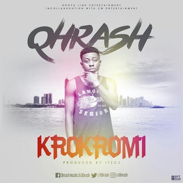 Listen UP: Qhrash premieres his debut single titled 'Kro Kro Mi'