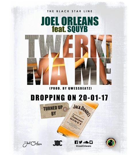 JOEL Orleans to premiere 'Twerki Ma Me' on January 20