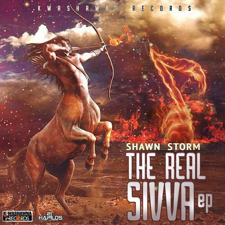 "Shawn Storm's Long Awaited Ep "" The Real Sivva"" Has A Confirmed Release Date - January 13"