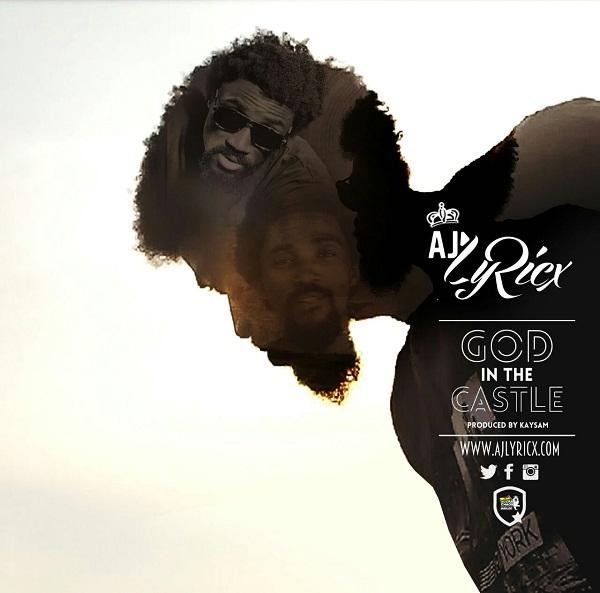 LISTEN UP: AJ Lyricx premieres 'God in The Castle'