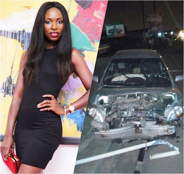 Actress Involved In Horrific Car Crash [PHOTO]