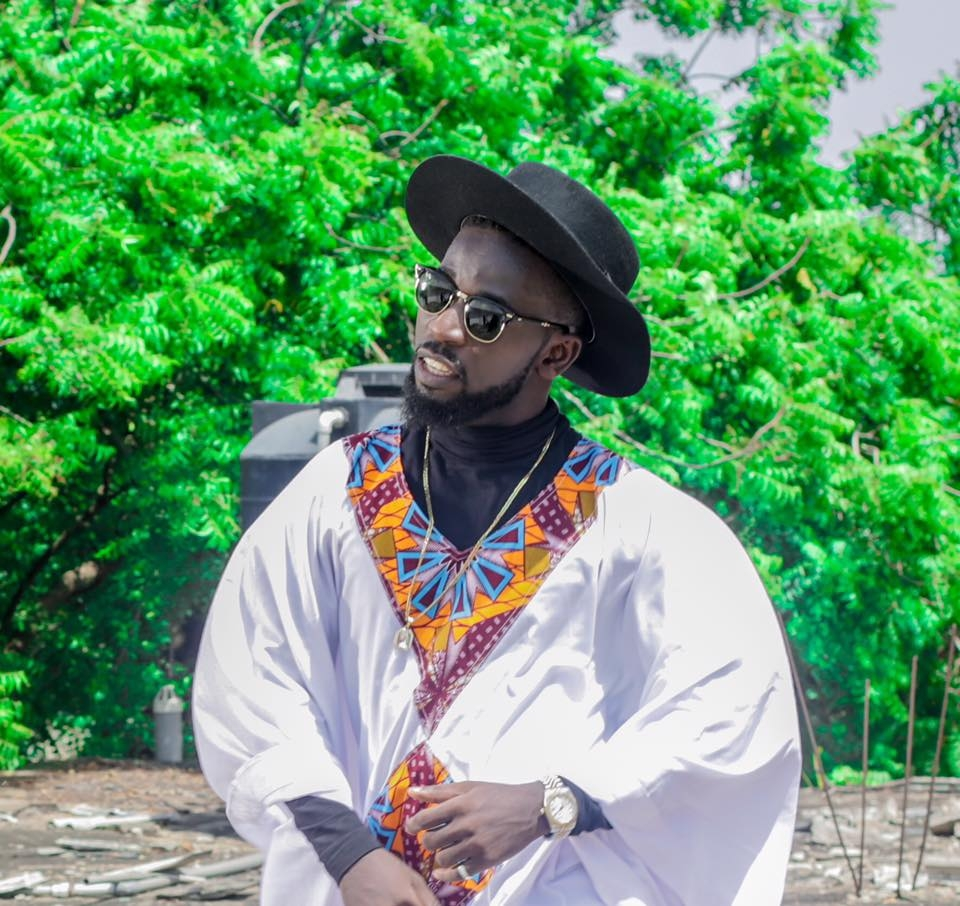 """""""Feeling"""" music video was shot on a $20,000 budget - Bisa Kdei"""