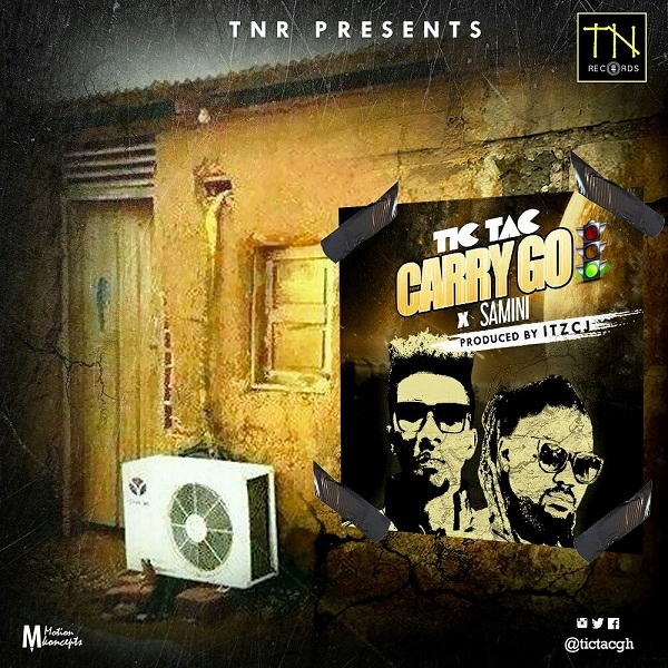 LISTEN UP: Tic Tac premieres 'Carry Go' featuring Samini
