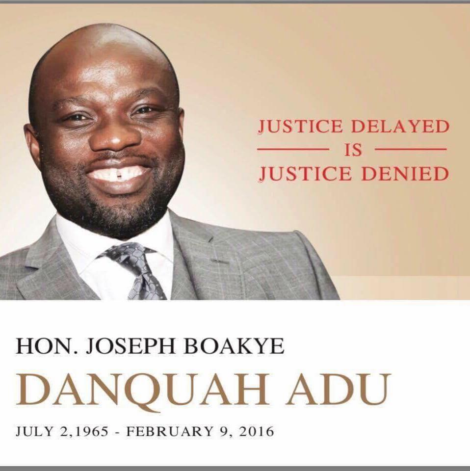 Anas Aremeyaw Anas Comments On Murder of JB Danquah-Adu
