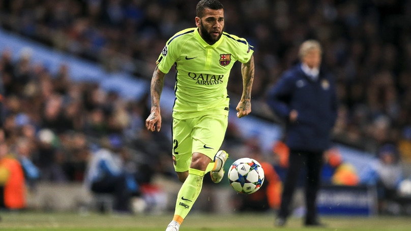 Dani Alves Rips Into Barcelona Management