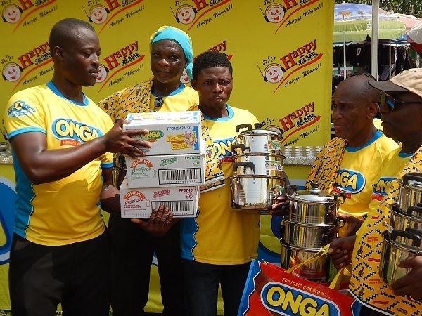PHOTOS: Happy FM and ONGA hold cooking contest for couples