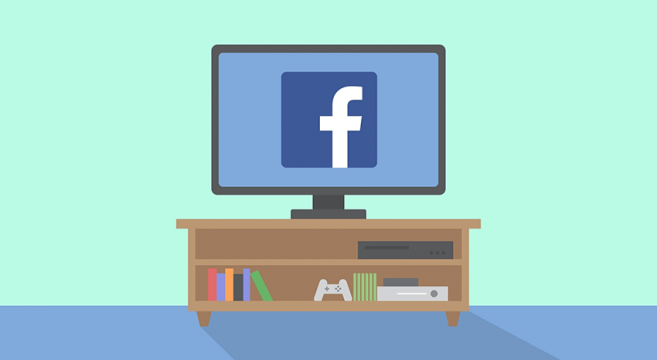 Facebook Is Coming To Your TV