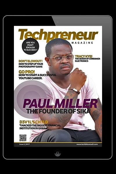 Second Edition Of Techpreneur Magazine Launched