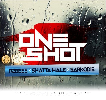 LISTEN UP: R2Bees premieres 'One Shot' featuring Shatta Wale x Sarkodie