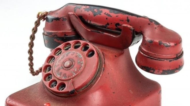 Hitler's phone sold for $243,000 at US auction