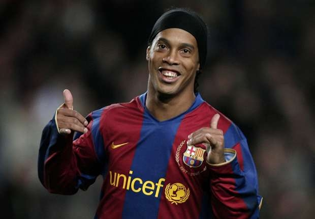WATCH: Ronaldinho unveils new single
