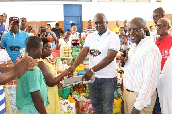 CWC Donates to Dzorwulu Special School