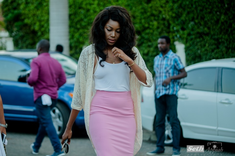 Yvonne Nelson Reveals REASON WHY Black Stars LOST Against Cameroon