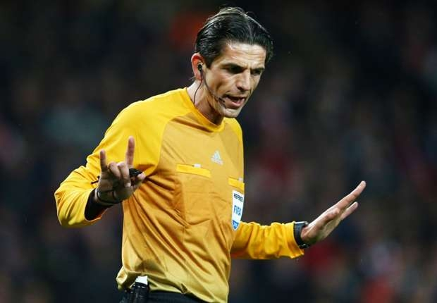 Barcelona vs PSG referee facing UEFA demotion