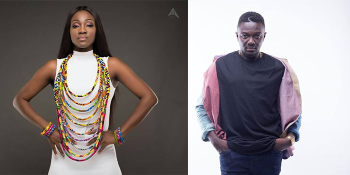 YFM's Caroline Sampson and DJ Mic Smith nominated for Ghana-Naija Showbiz Awards