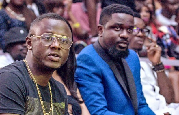 DJ Mensah breaks silence on his video with Sarkodie