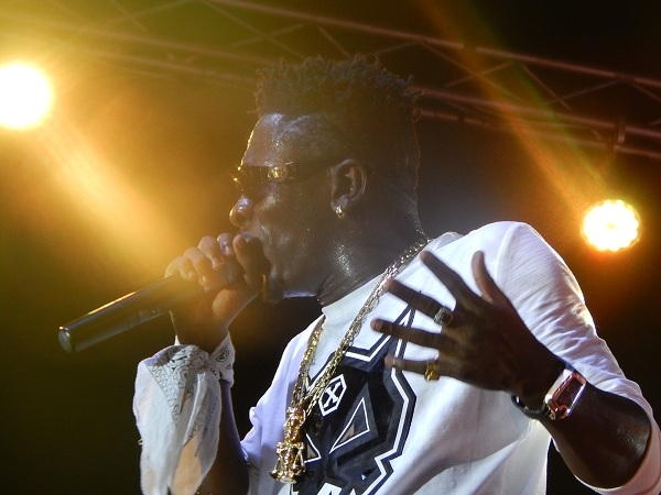 Ms Naa reviews Shatta Wale's Performance at YFM Area Codes JAM